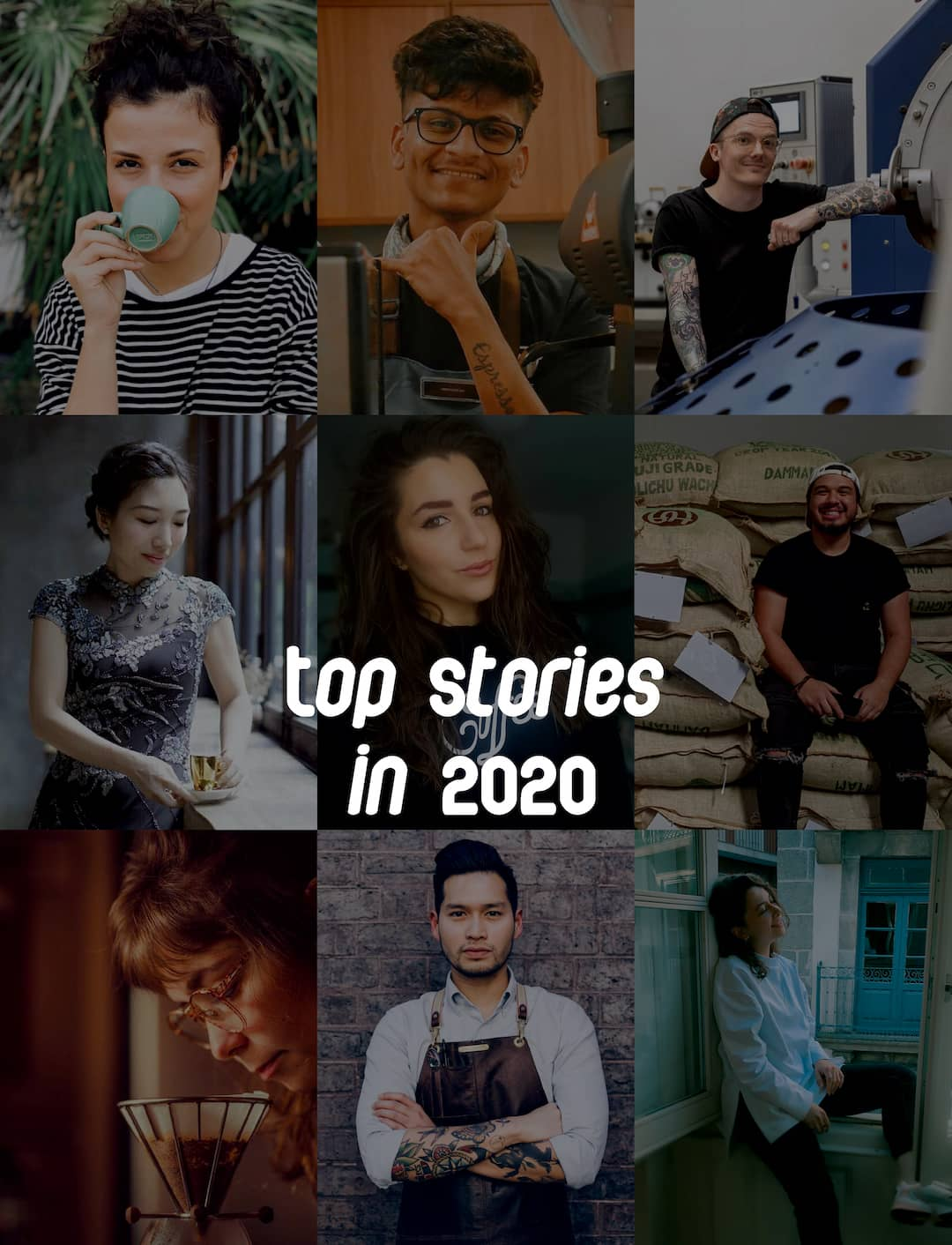 top coffee stories in 2020